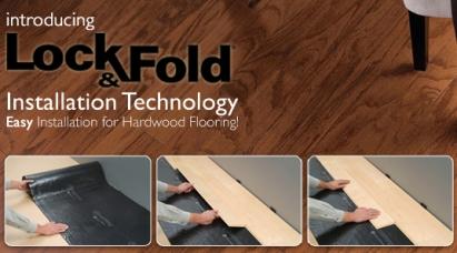 Bruce Hardwood Lock And Fold Flooring Selection Choose