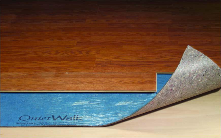 Best Underlayment For Laminate Flooring standard underlayment Quite Walk Underlayment